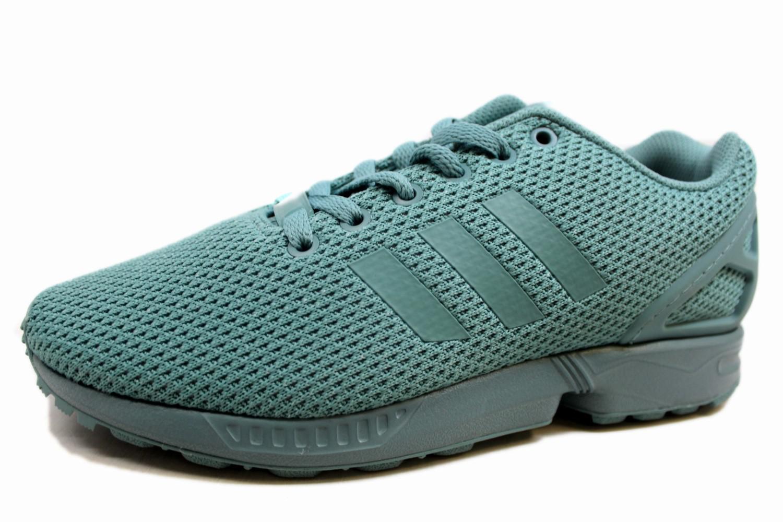 6e4f769dd1aaa ... spain lyst adidas zx flux mint green bb2762 in green 3bcee 899f7