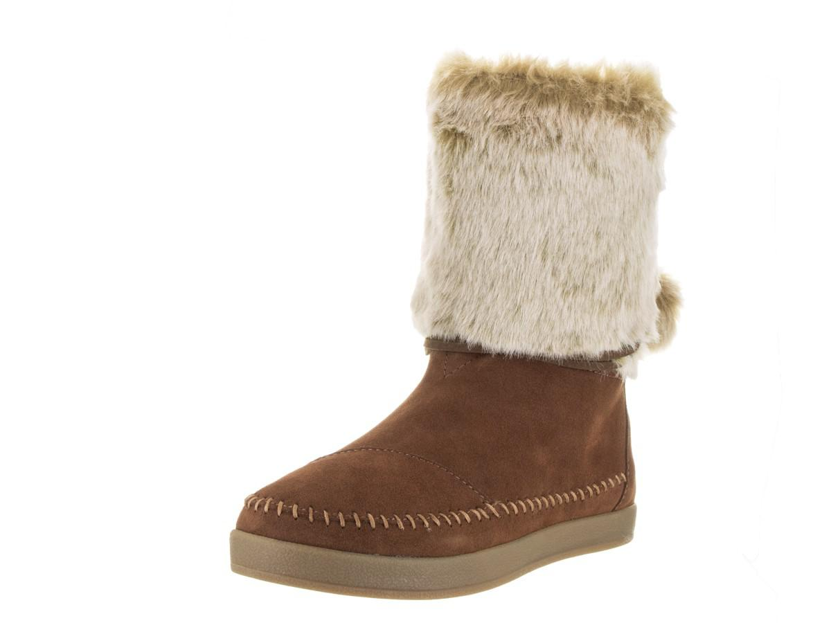 2e043f7ca8d Lyst - Toms Nepal Rawhide Boot 8 Women Us in Brown - Save ...