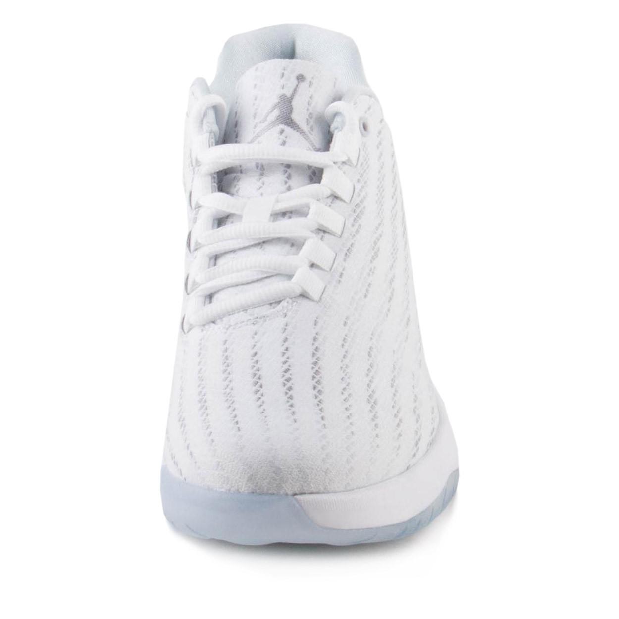58184dc5fab1 Lyst - Nike Mens Jordan B. Fly White grey 881444-100 Size 9.5 in ...