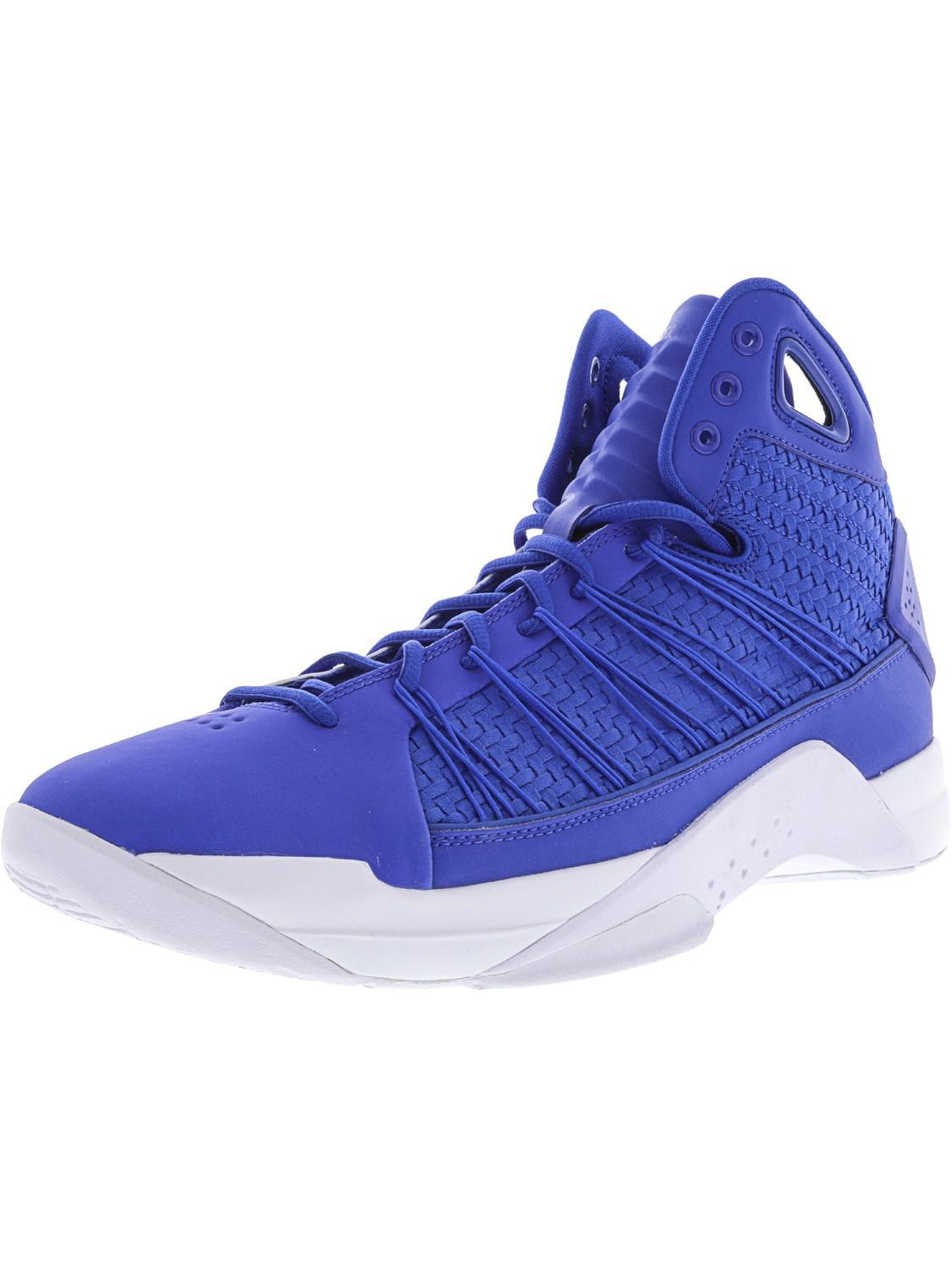 baba7821d493 Lyst - Nike Men s Hyperdunk Lux High-top Basketball Shoe in Blue for Men