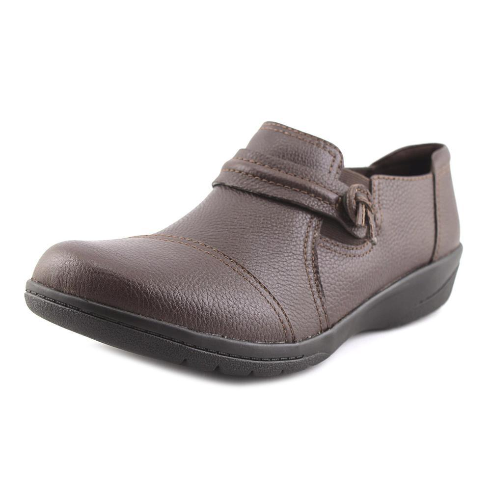 68499bee487 Lyst - Clarks Narrative Cheyn Madi Women Us 9 Brown Loafer in Brown