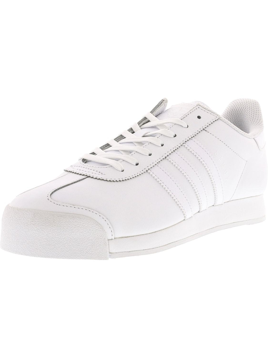 buy popular ccfe1 8123e Lyst - adidas Men s Samoa Ankle-high Leather Fashion Sneaker in ...