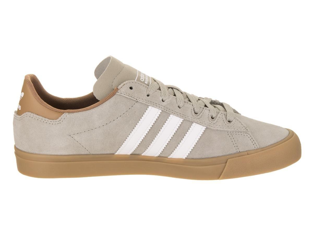 premium selection f8ffe 6410b ... delicate colors Lyst - Adidas Originals Campus Vulc Ii Sesame ftwwht  cardbo Skate .. ...