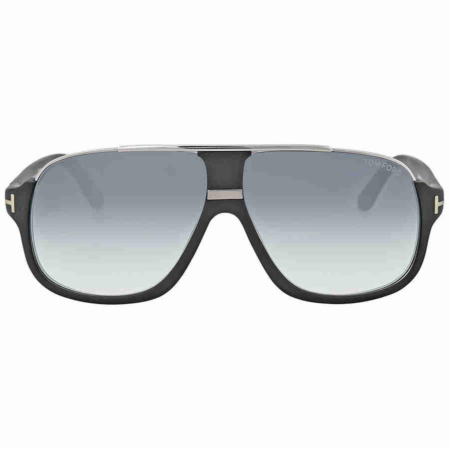 d87c3aaf3f93d Tom Ford Elliot Gradient Blue Sunglasses for Men - Lyst