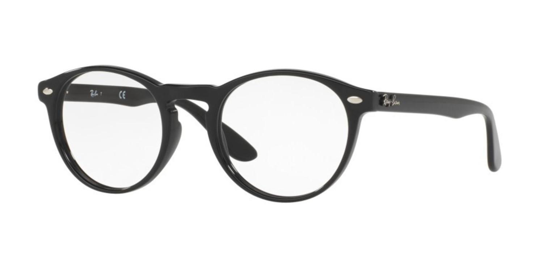 d92fd84a6b Lyst - Ray-Ban Eyeglasses Optical Rx 5283 2000 Shiny Black in Black ...