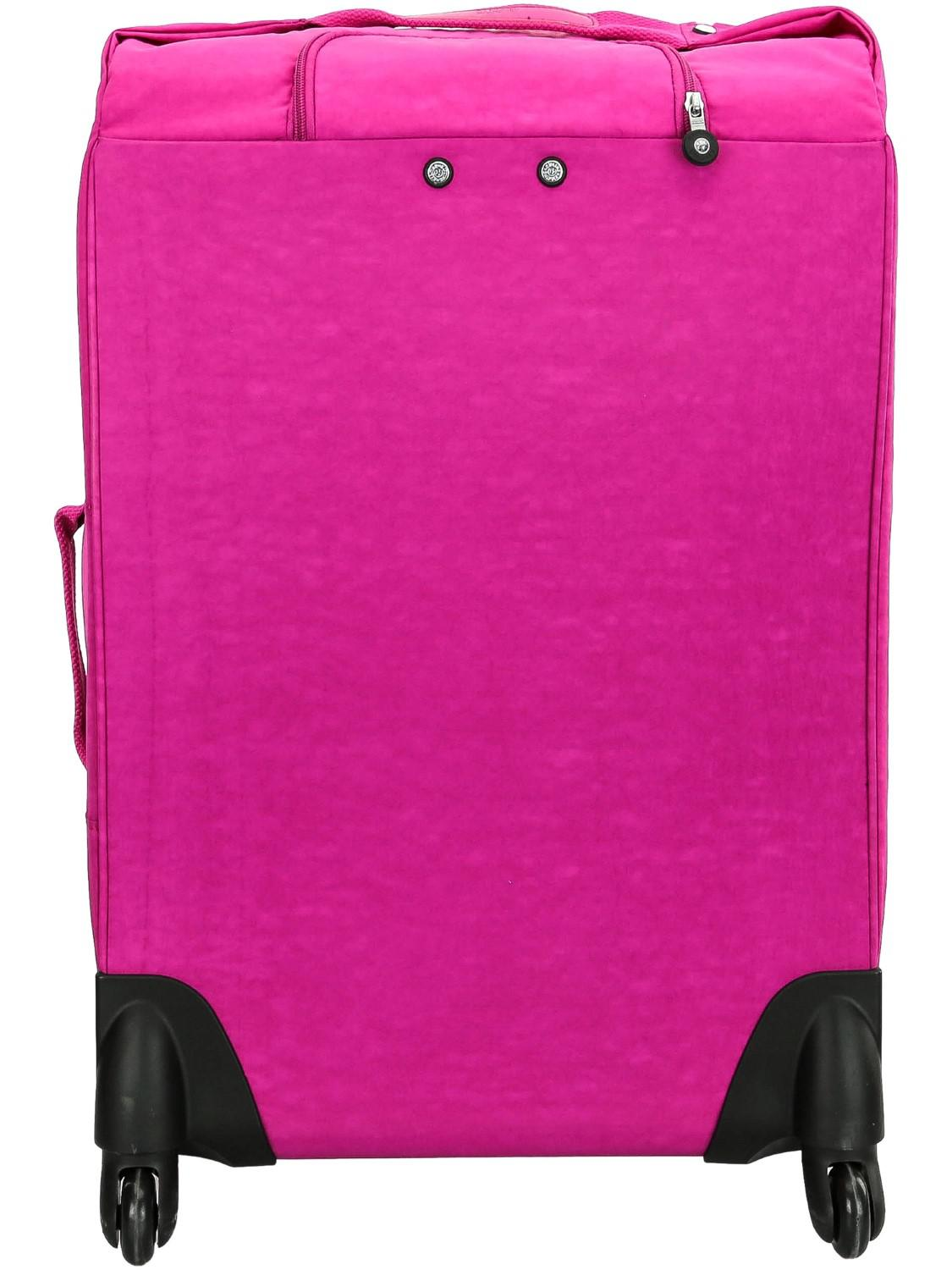 62e9aa69cab Kipling Darcy Wheeled Carry-on Bag Suitcase Wl4767-485 in Pink - Lyst