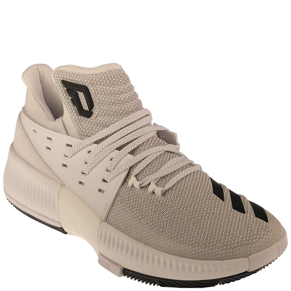 detailed look b2efa 83998 Lyst - Adidas Sm Dame 3 Nbancaa in White for Men