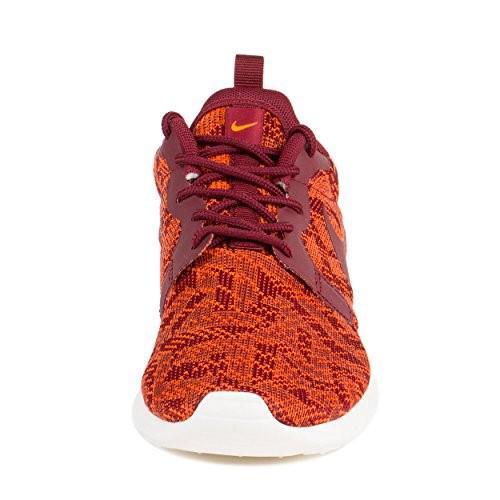7bb285fc73b8 Lyst - Nike Roshe One Kjcrd Total Orange team Red sail Running Shoe ...