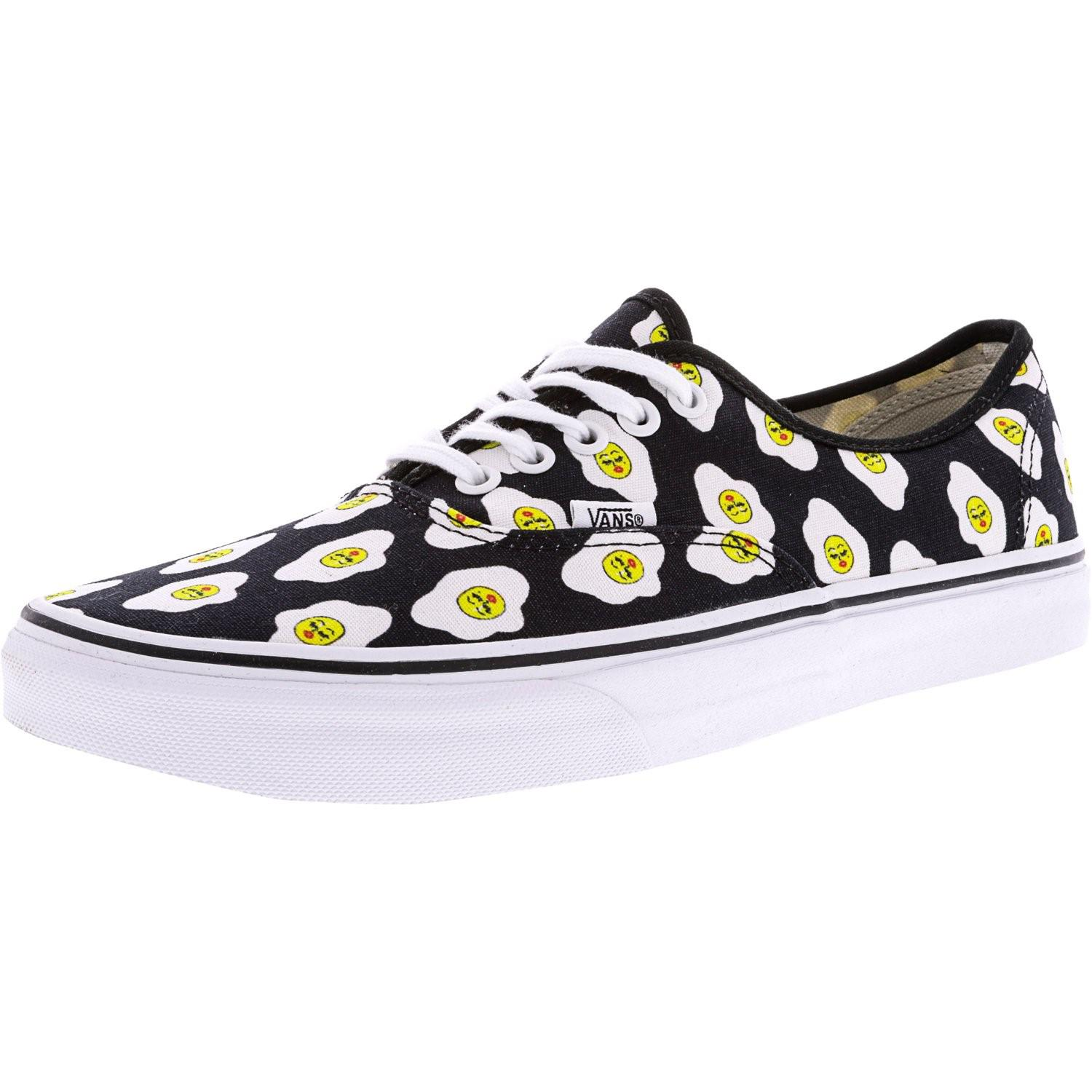 95951663d02b4a Lyst - Vans Authentic Kendra Dandy Ankle-high Canvas Skateboarding ...
