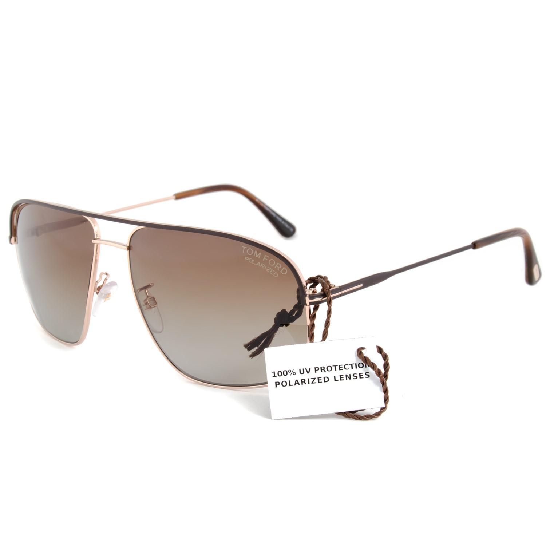 da0f05cc5a Lyst - Tom Ford Justin Polarized Sunglasses Ft0467 50h