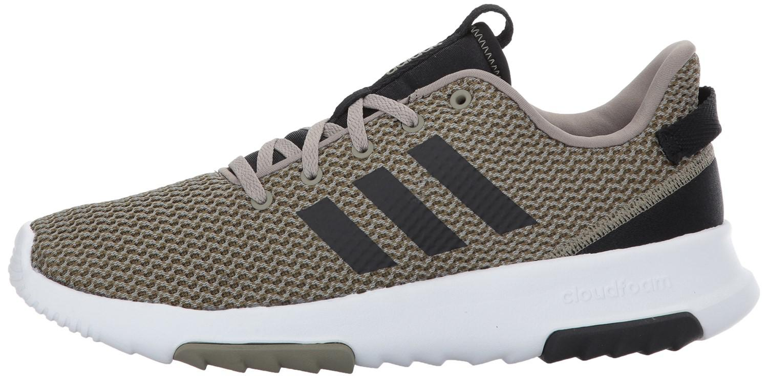 Lyst - adidas Neo Cf Racer Tr Running Shoes in Black for Men 98db90540