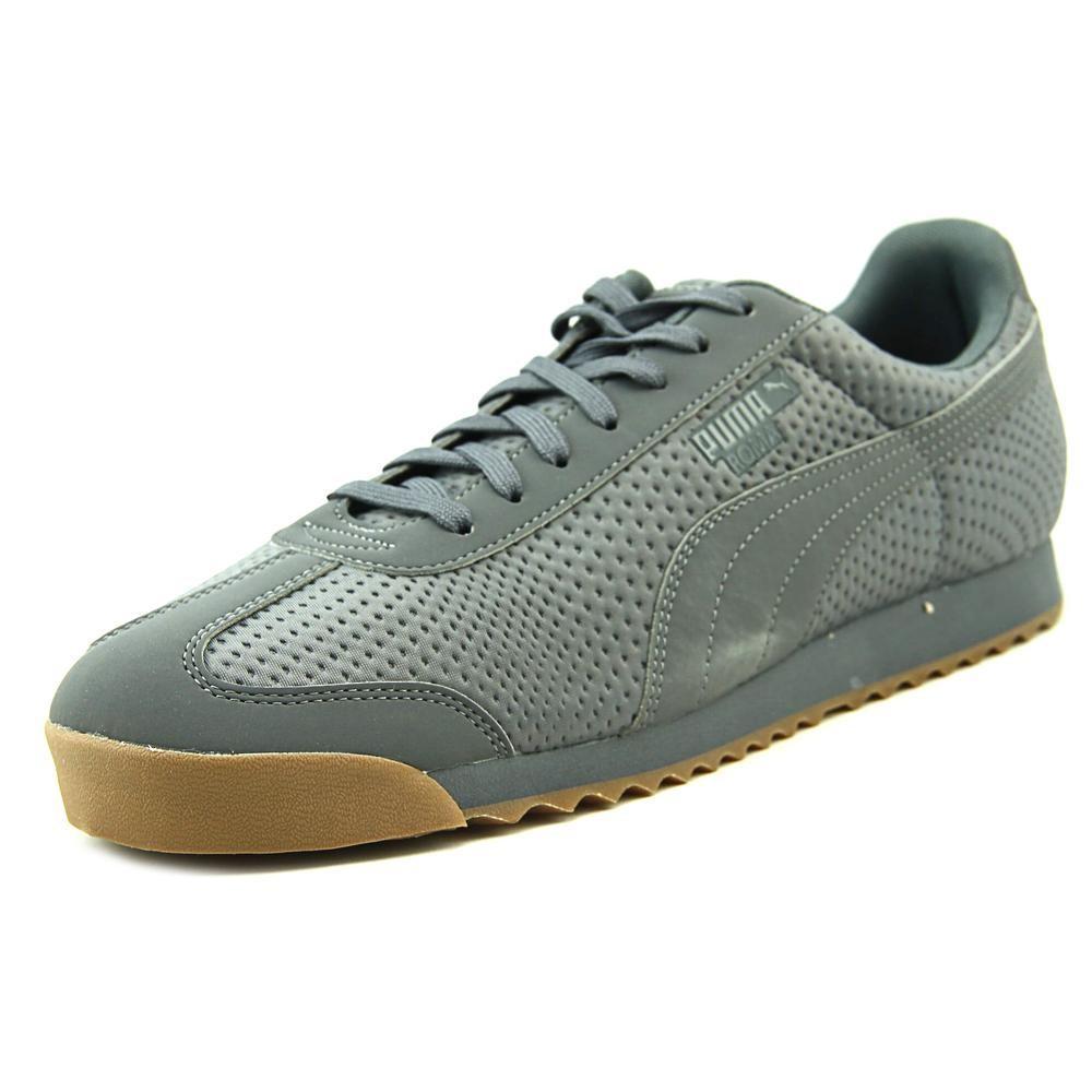 a70175e7c697 PUMA - Gray Roma Triemboss Sneakers Shoes for Men - Lyst. View fullscreen