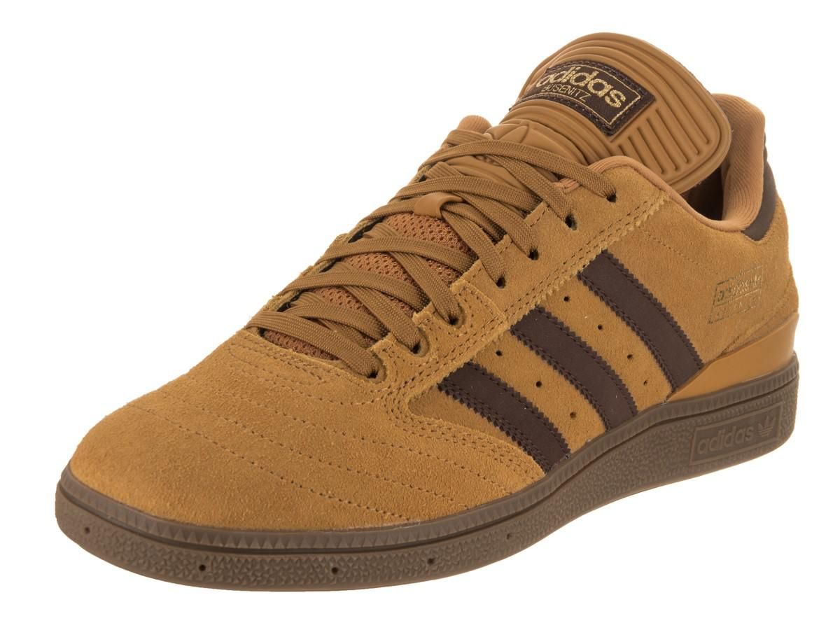 best service f5eb5 3c48a adidas Originals Busenitz Mesa brown goldmt Skate Shoe 9.5 Men Us in ...