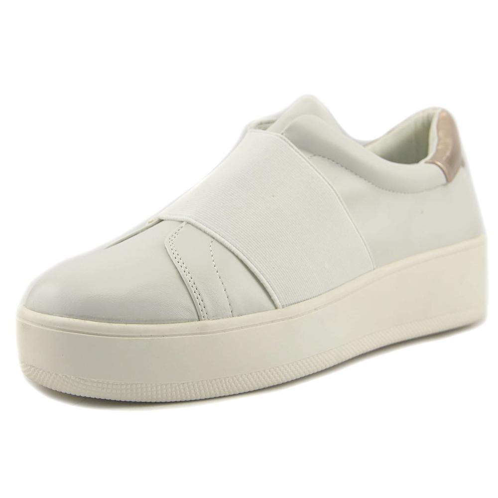 5003dad05f9 Lyst - Steve Madden Steven Bravia Women Us 9 White Fashion Sneakers ...