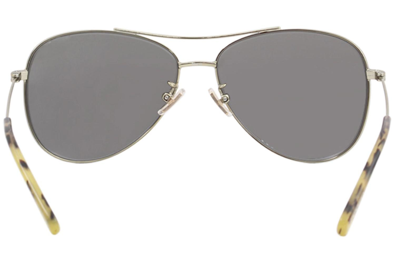 2c8f47477fbca COACH Hc7079 Hc 7079 9322z3 Fashion Pilot Sunglasses 58mm in ...
