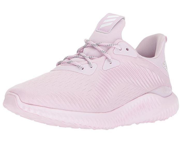 lyst adidas alphabounce 1 scarpette rosa