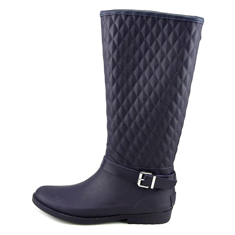 Lyst - Guess Lulue Women Us 10 Blue Rain Boot in Blue 0d6a85e60fbce