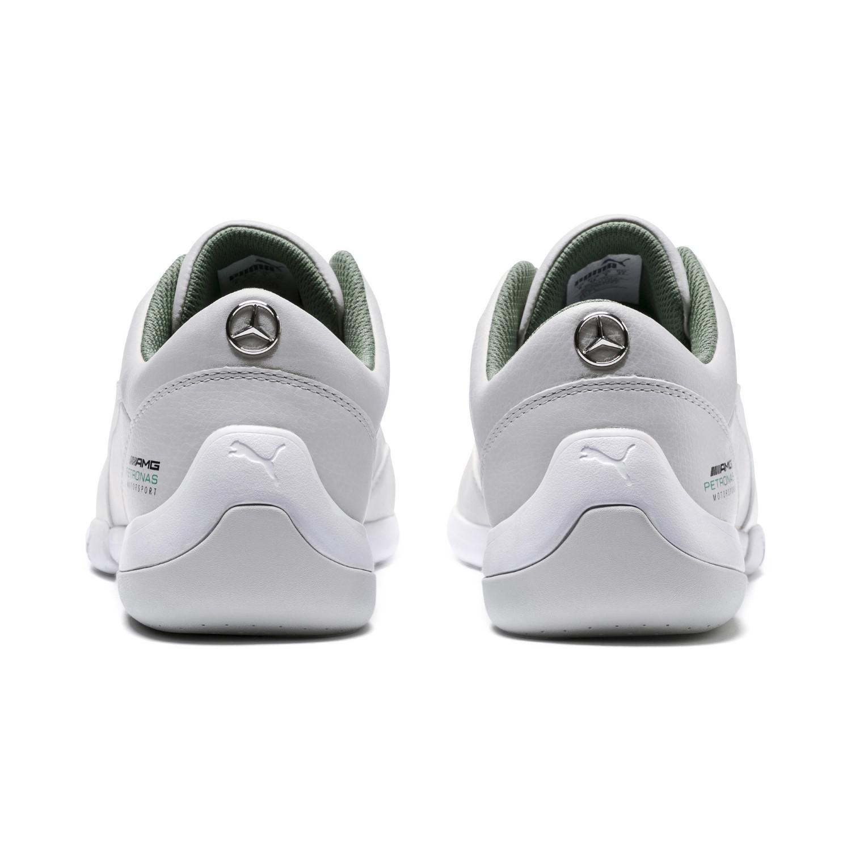 493ece0b850 PUMA - White Mercedes Amg Petronas Kart Cat Iii Sneakers for Men - Lyst.  View fullscreen