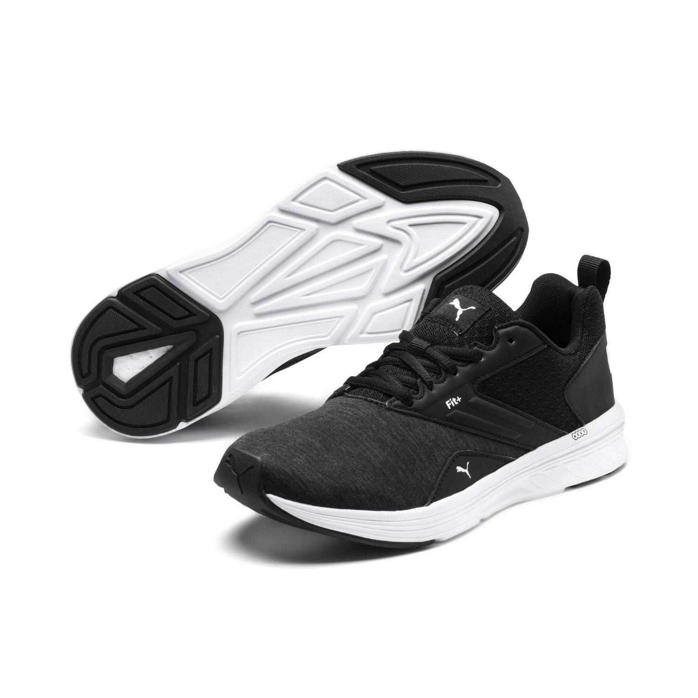 0c9ede45725 Lyst - Puma Nrgy Comet Running Shoes in Black for Men