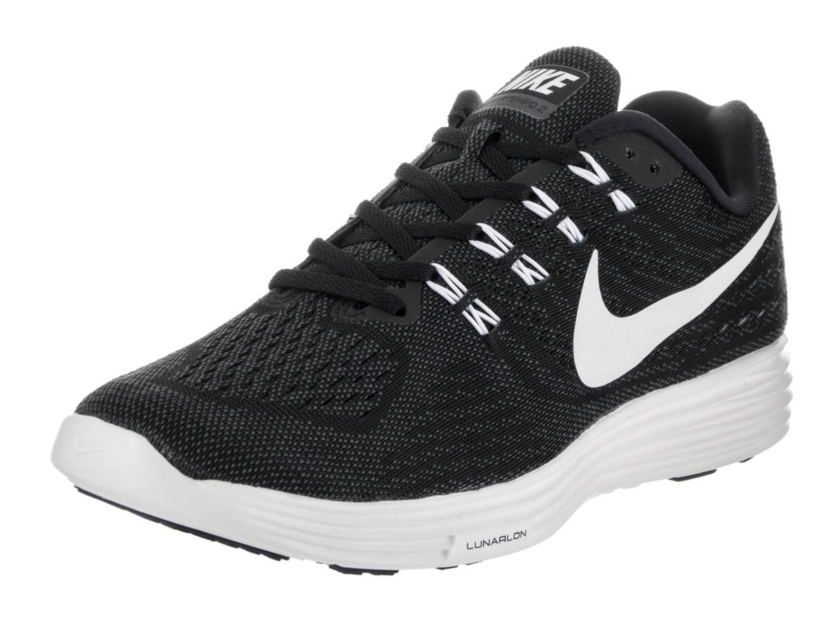 193d194d329 Lyst - Nike Air Lunartempo 2 Running Shoe Black white-anthracite ...