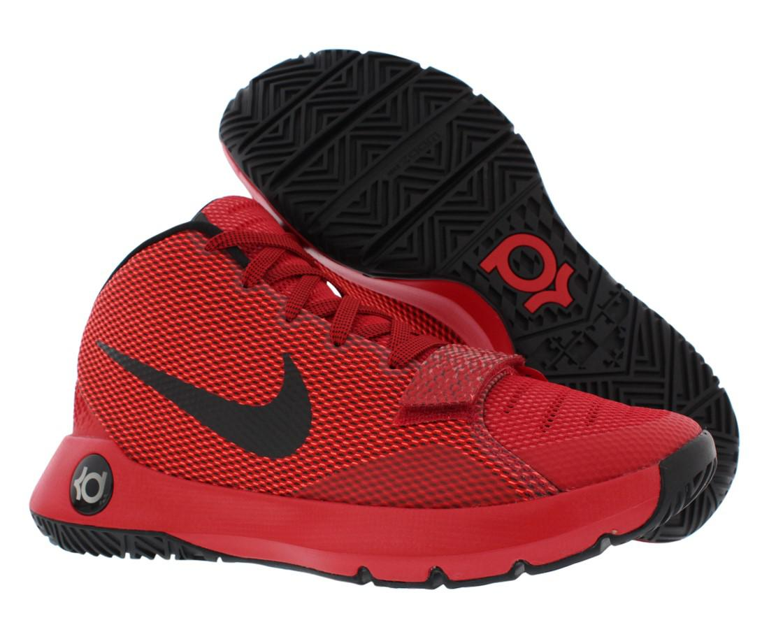 407e374062db ... spain lyst nike kd trey 5 3 basketball shoes size 8 in red for men 9fa37