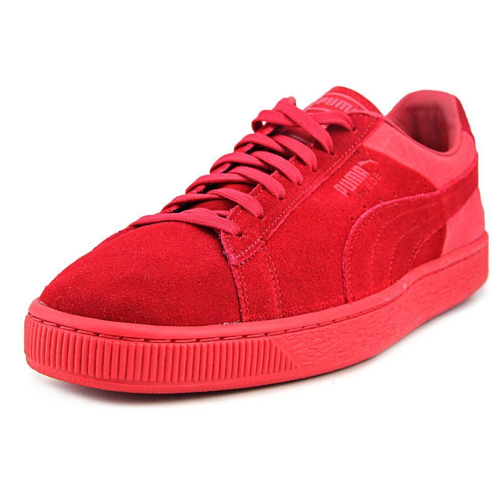 e9fde54e7e Lyst - PUMA Suede Classic Casual Emboss Men Us 10 Red Sneakers in ...