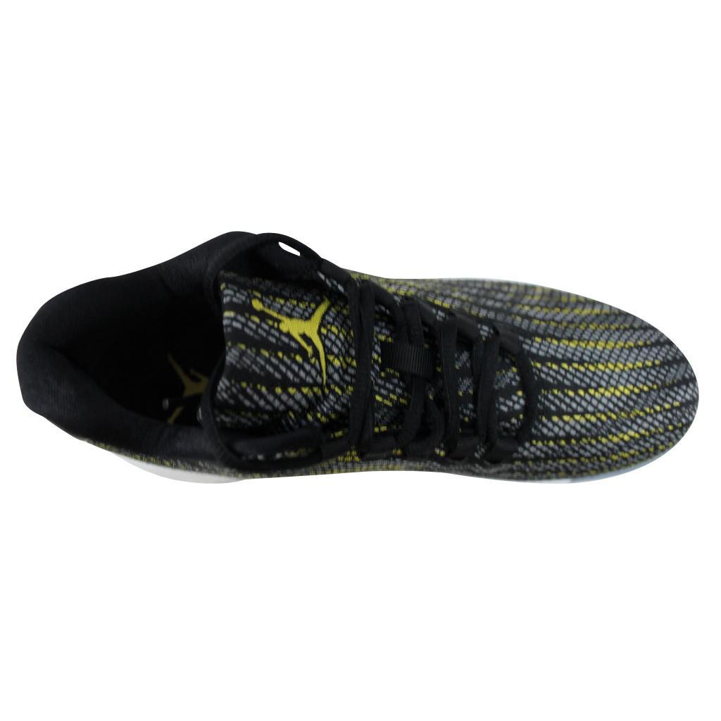 3bff38c7aae Lyst - Nike Air Jordan B Fly Black optic Yellow-wolf Grey 881444-014 ...