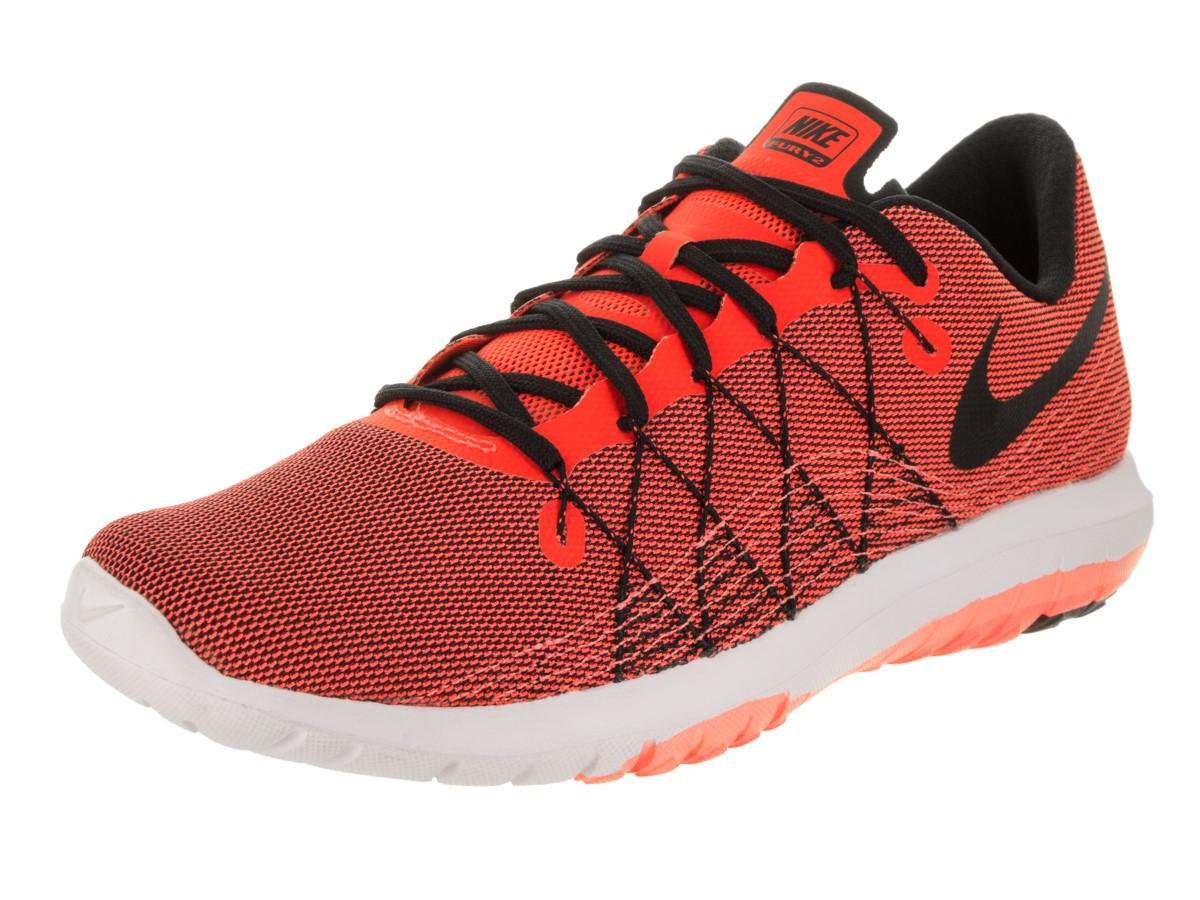 hot sale online 585e1 8b529 Lyst - Nike Flex Fury 2 Total Crimson black blk brght Mng Running ...