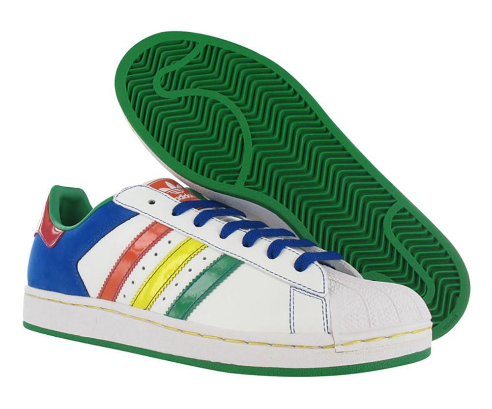 shop adidas superstar 2 multicolor 8d83d f765d