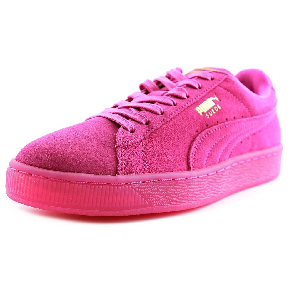 3a340f38aab0 Lyst - Puma Suede Classic Iced Pink Sneakers in Pink