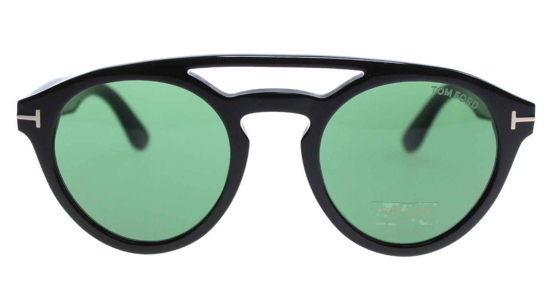 2861f18a555a Lyst - Tom Ford New Sunglasses Men Tf 537 s Black 01n Tf 537 s 50mm ...