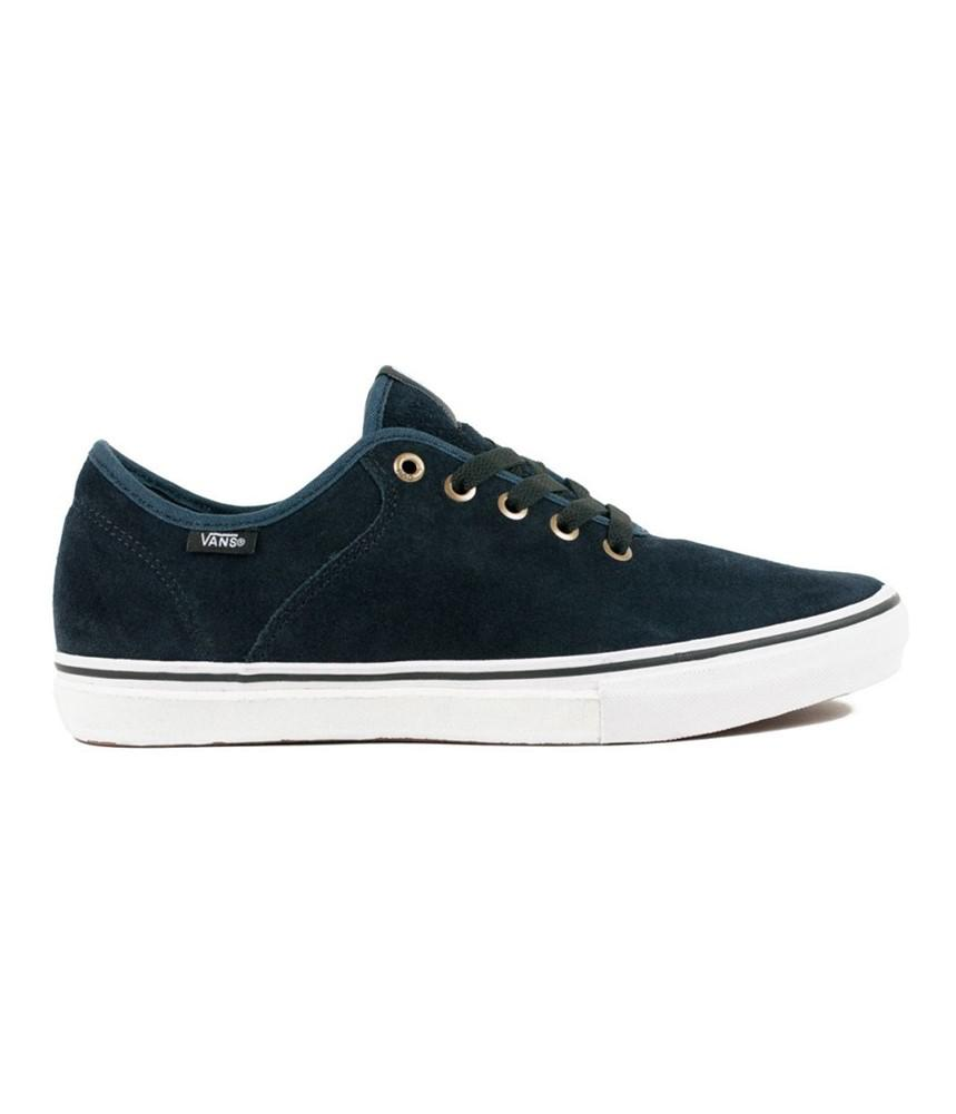 1c606eb8a2 Lyst - Vans Mens Otw Stage 4 Low Skate Sneakers Navy 6.5 in Blue for Men