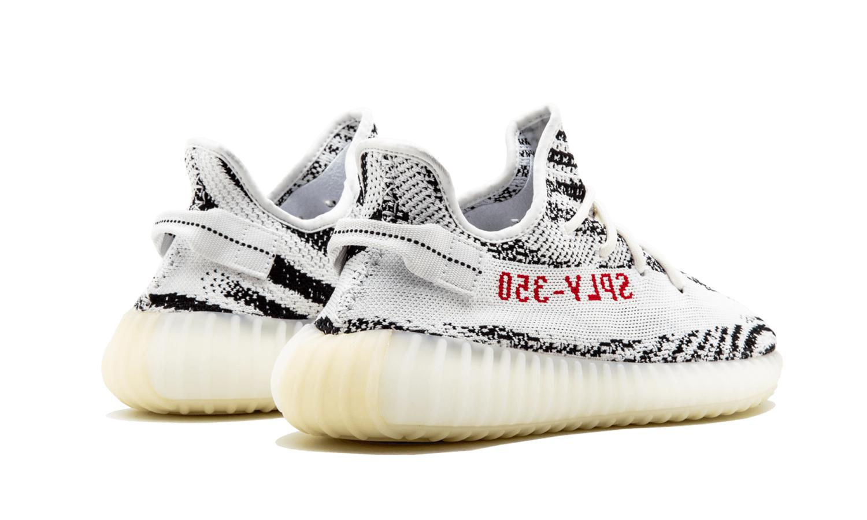 b950d0b05 Lyst - adidas Yeezy Boost 350 V2  zebra  - Cp9654 - 2017 in White ...