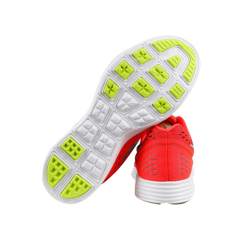 low priced 47462 b5c4b Lyst - Nike Lunartempo Bright Crimson Light Aqua Volt White Womens ...