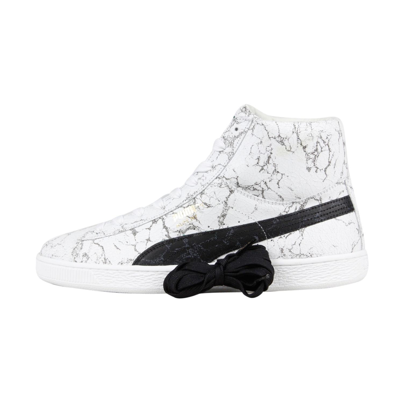 e793b50eefc2 Lyst - PUMA States Mid X Alife Marble Men Us 10 White Tennis Shoe in ...
