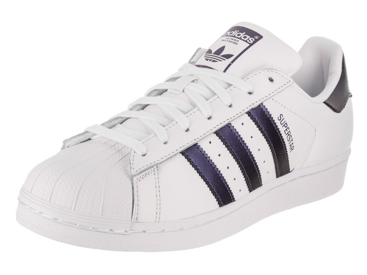 lyst adidas superstar originali ftwwht / punime / ftwwht scarpe casual 10