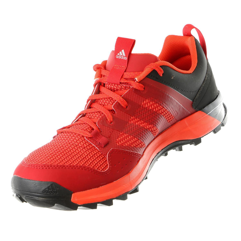 Lyst Tracce Adidas Originali Kanadia 7 Tracce Lyst Potere Rosso / Arancione In Grassetto d7a19f