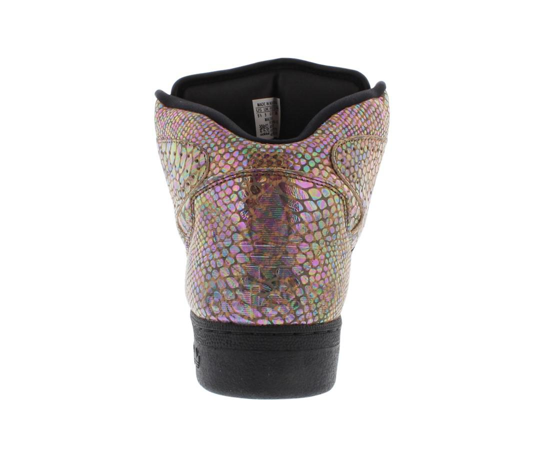 the latest a07ca 979f6 Lyst - adidas Jeremy Scott Instinct Hi Rainbow Shoes Size 9 for Men