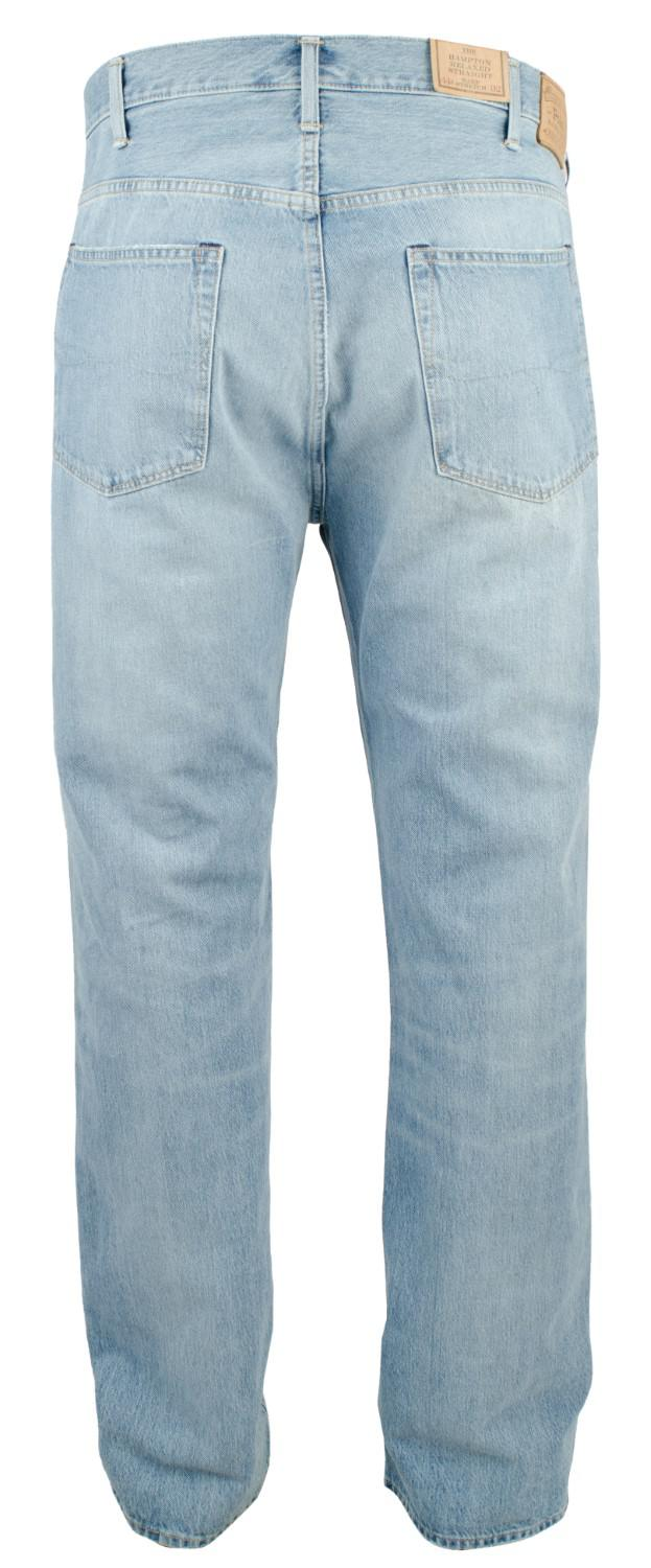 937911466 Polo Ralph Lauren - Blue Big   Tall Hampton Relaxed Straight-fit Stretch  Jean for. View fullscreen