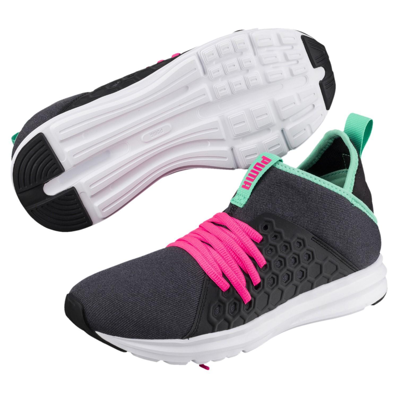 d9bd0c568b2e PUMA - Black Enzo Nf Mid Training Shoes - Lyst. View fullscreen