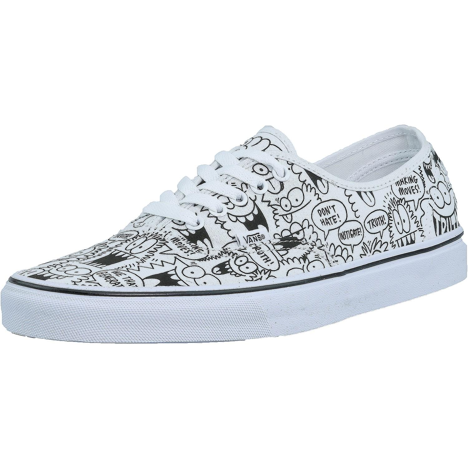 64945a7140 Lyst - Vans Authentic Truth And Kevin Lyons Ankle-high Canvas ...