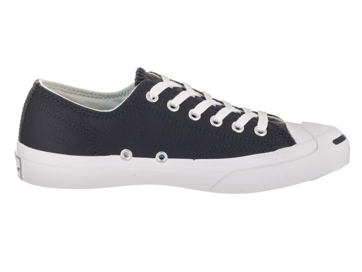 e4bd9732b08e4f Lyst - Converse Unisex Jack Purcell Jack Ox Obsidian buff white ...