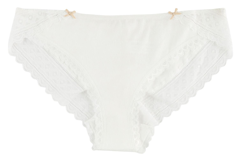 a2975f95fd58 Maidenform. Women's White Cs59 One Fab Fit Cotton Stretch Tanga Panty