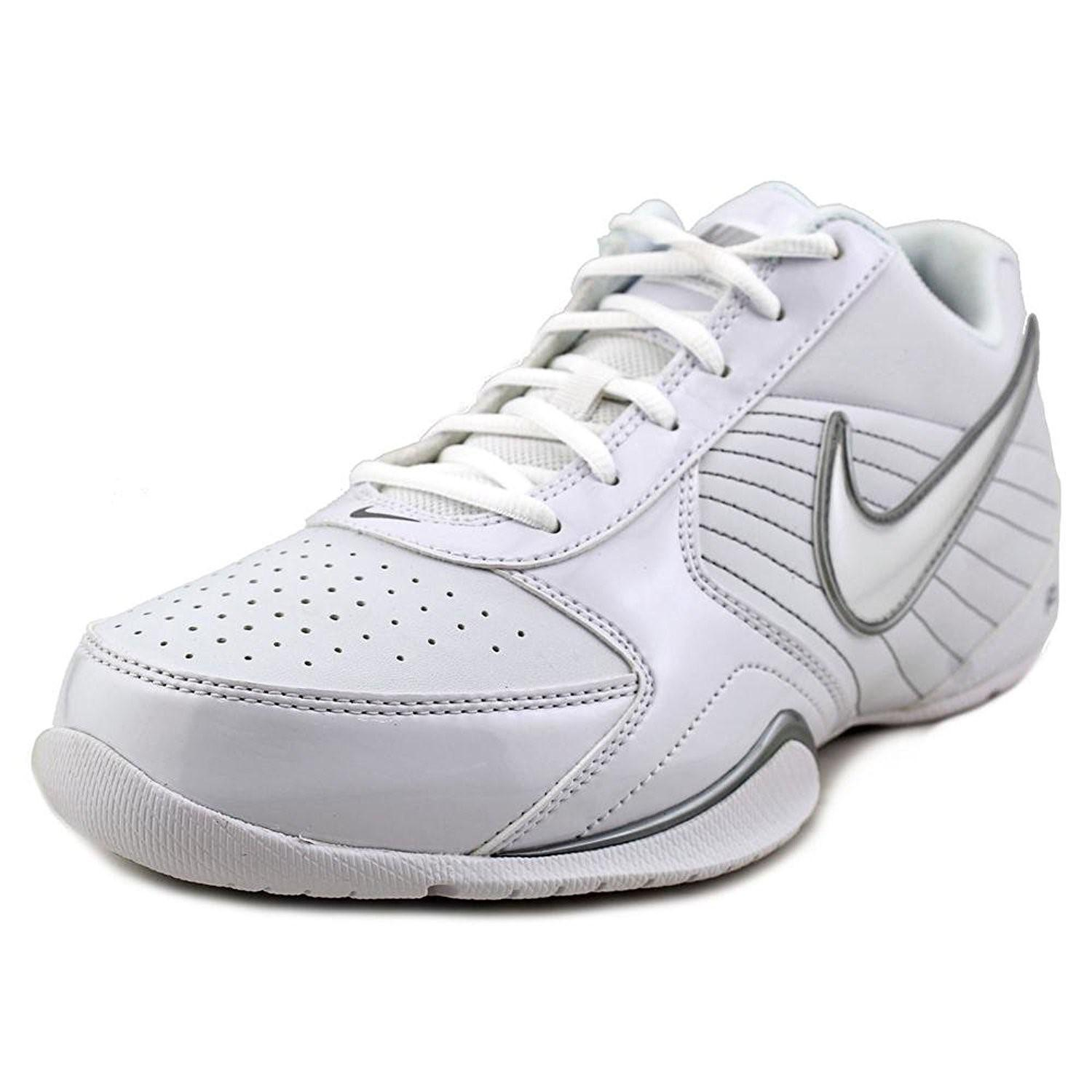 3e7ed3f21a2 Lyst - Nike Air Baseline Low Men Round Toe Leather Basketball Shoe ...