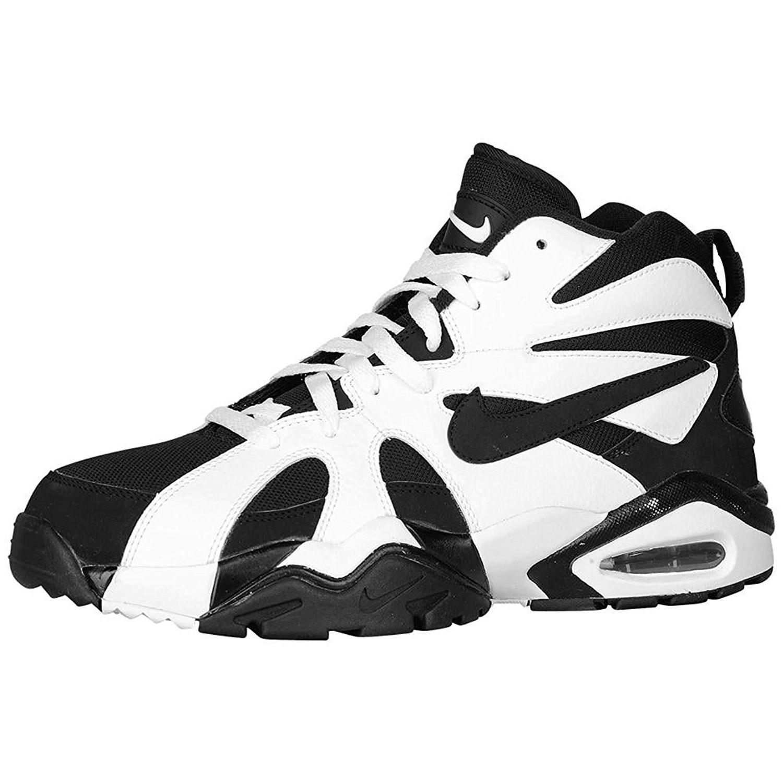 low priced 0ad3c 27488 Lyst - Nike Air Diamond Fury  96 Sneakers 724971 Sz 8.5 Black white ...