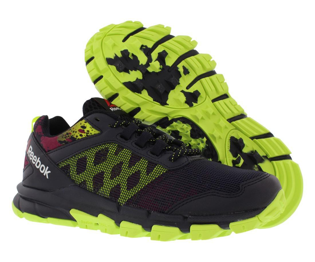 2974c95bb7e Lyst - Reebok Trail Warrior Running Shoes