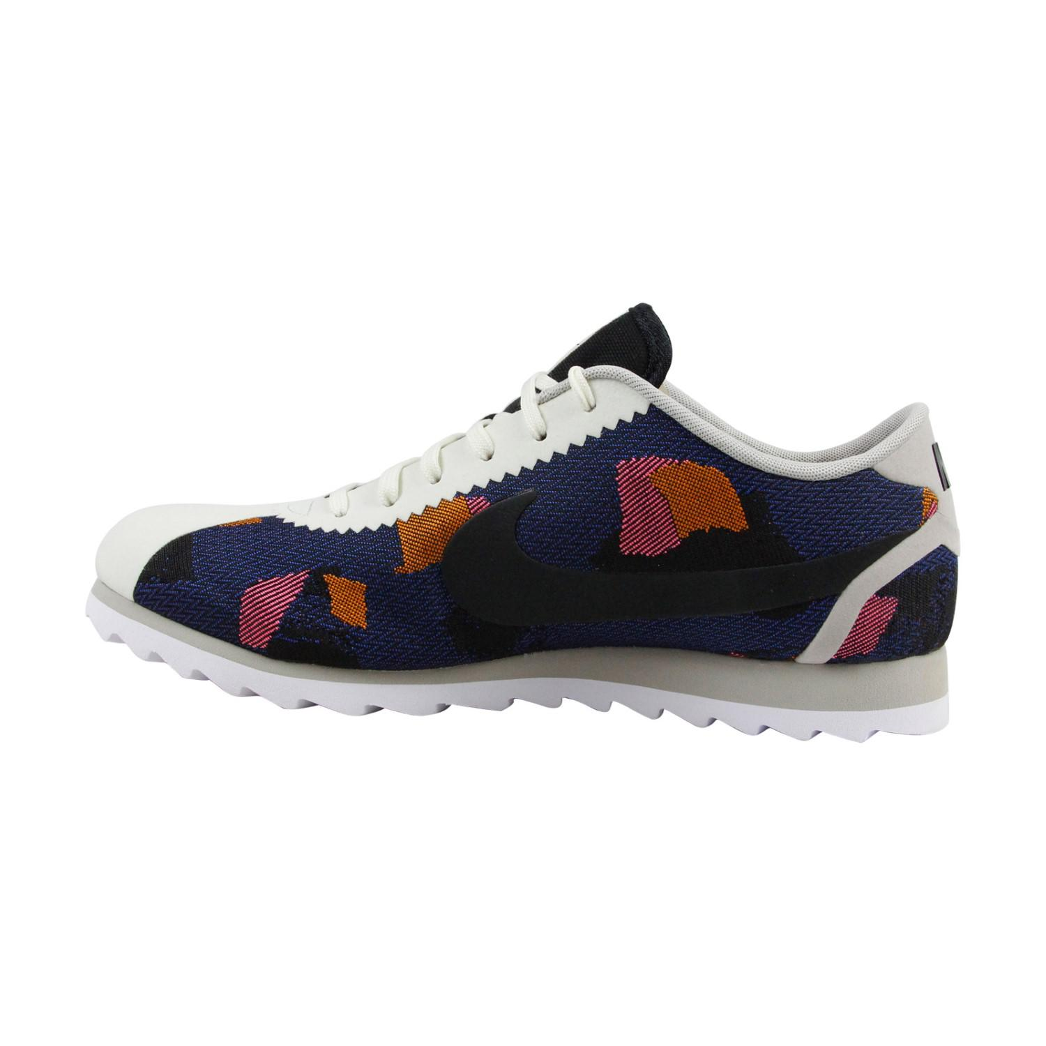 outlet store 5325e de045 Lyst - Nike Cortez Ultra Print Game Royal Black Sl Lt Irn Or