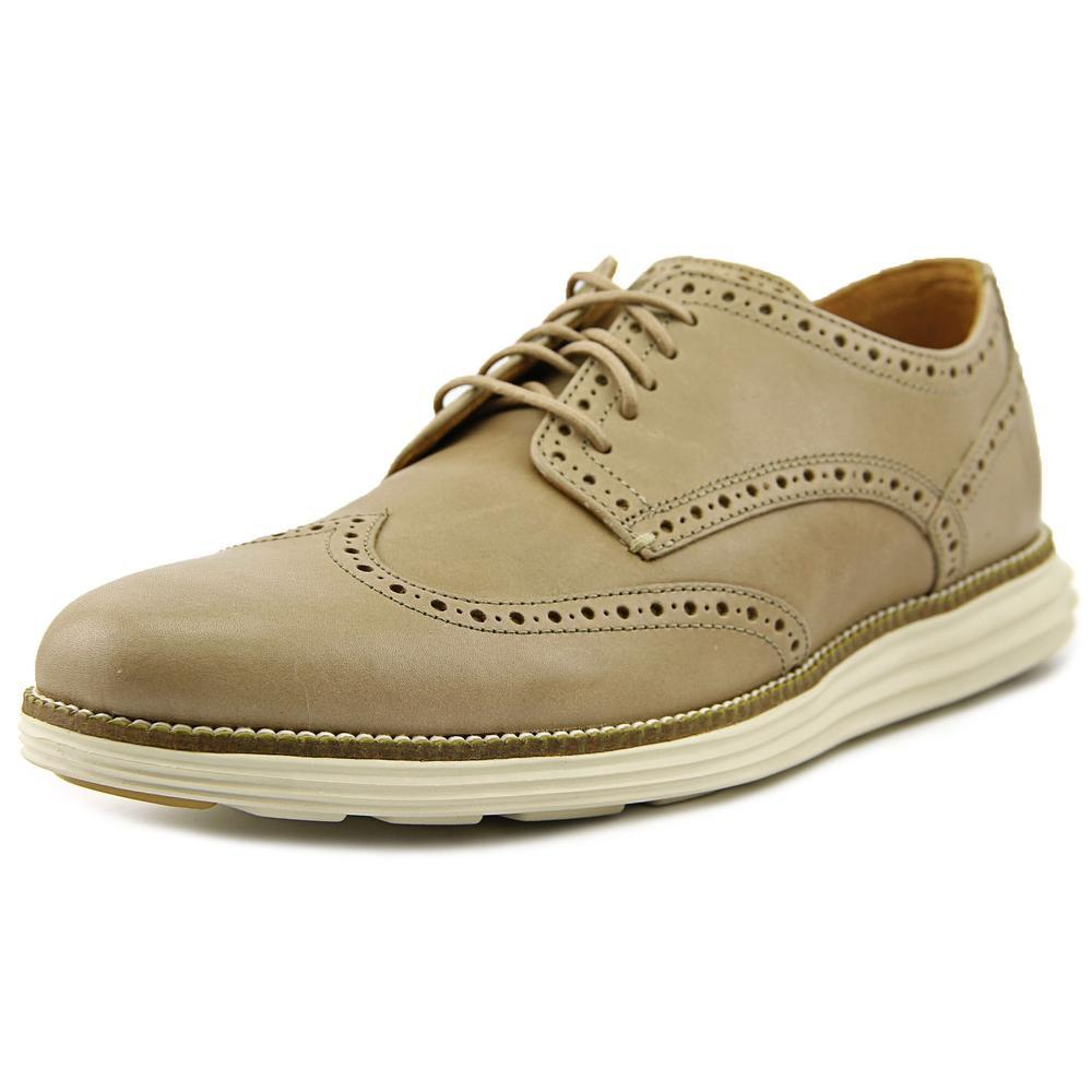 Cole Haan Jay Grand Apron Oxford(Men's) -Black Leather Outlet Get Authentic zi7J9exkSf