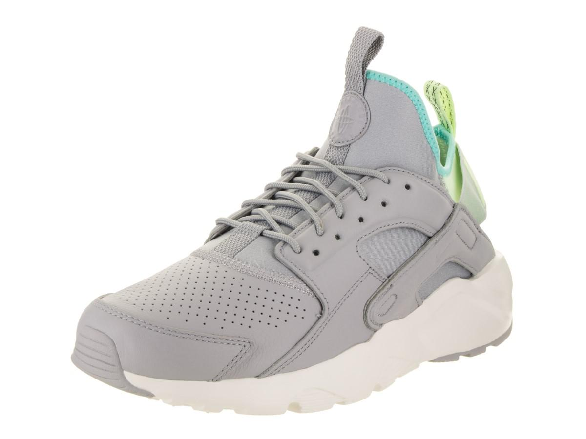 c28588cf00c9d Lyst - Nike Air Huarache Run Ultra Se Wolf Grey wolf Grey Running ...