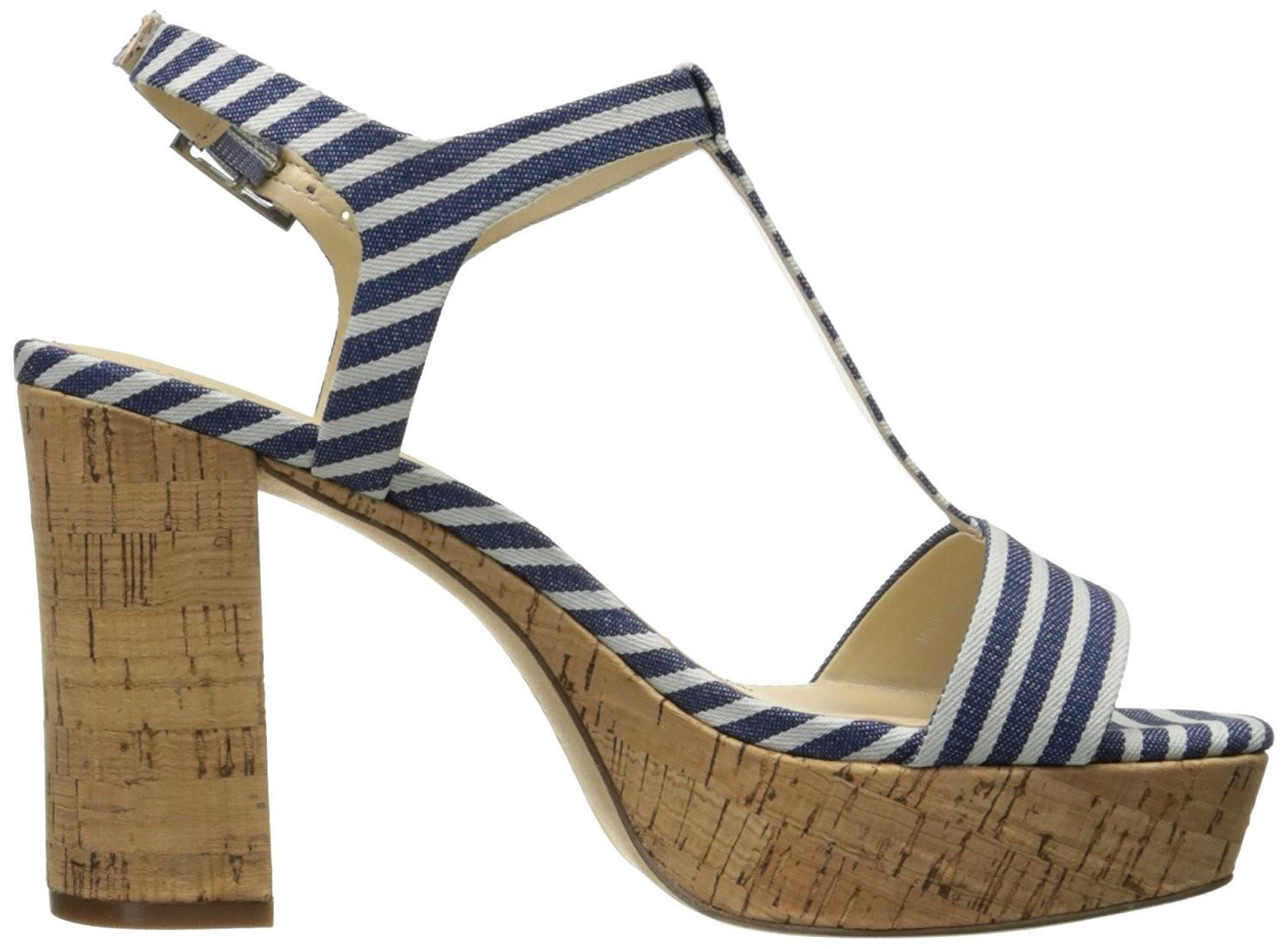 9f015f16ae5c Charles David - Multicolor Charles By Miller Open Toe Casual T-strap Sandals  - Lyst. View fullscreen